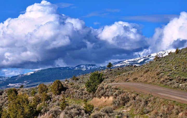 Mountain Top Road - Mistyck Moon Creations Gallery
