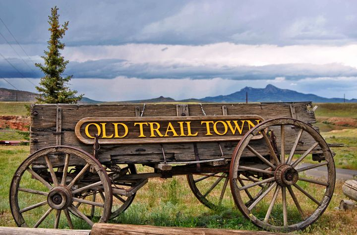 Old Trail Town - Mistyck Moon Creations Gallery