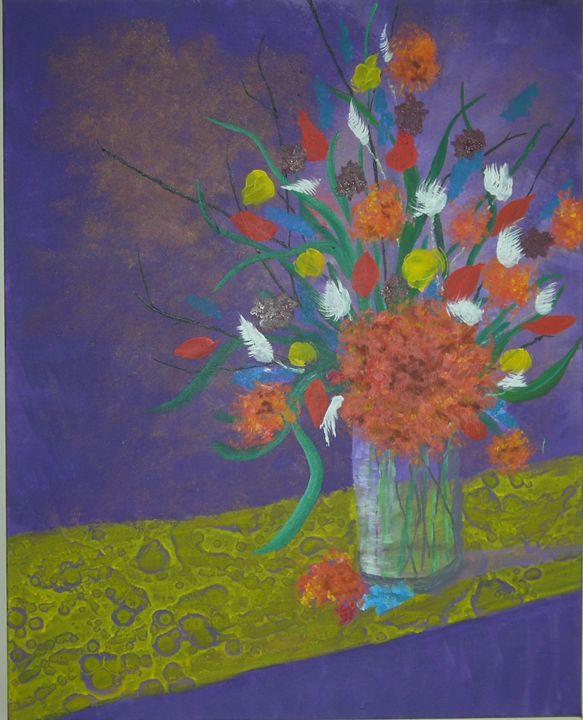 From My Garden - Harold Tanner