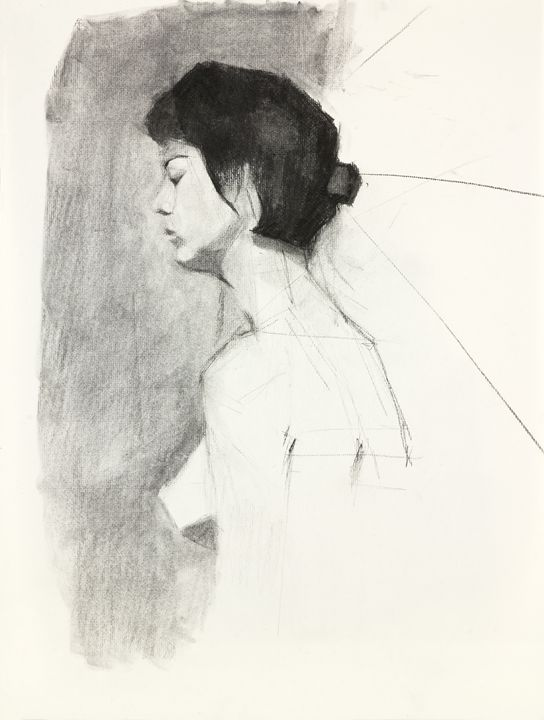 The Painting Tutor's Wife - Nissim Plus