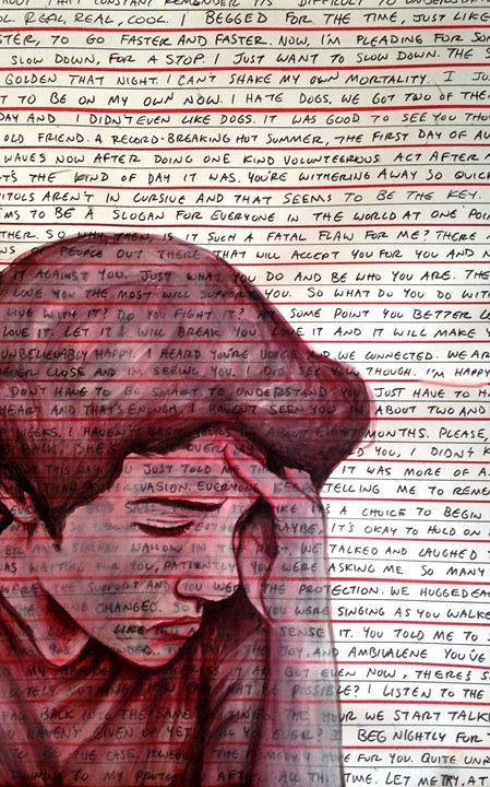 Anxiety - Emily Camp