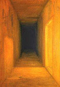 hallway dream.