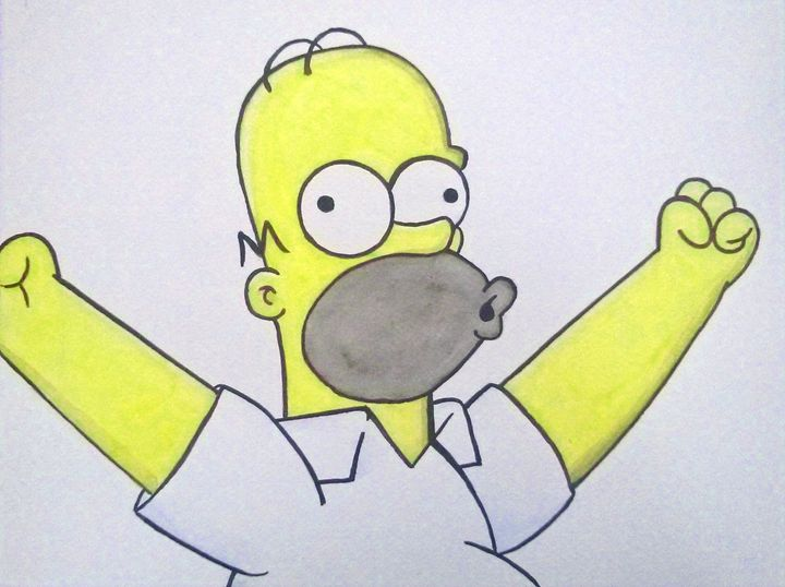 Homer and his dreams - Chapidee