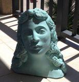 "Sea Goddess Within You 12"" Turquoise"