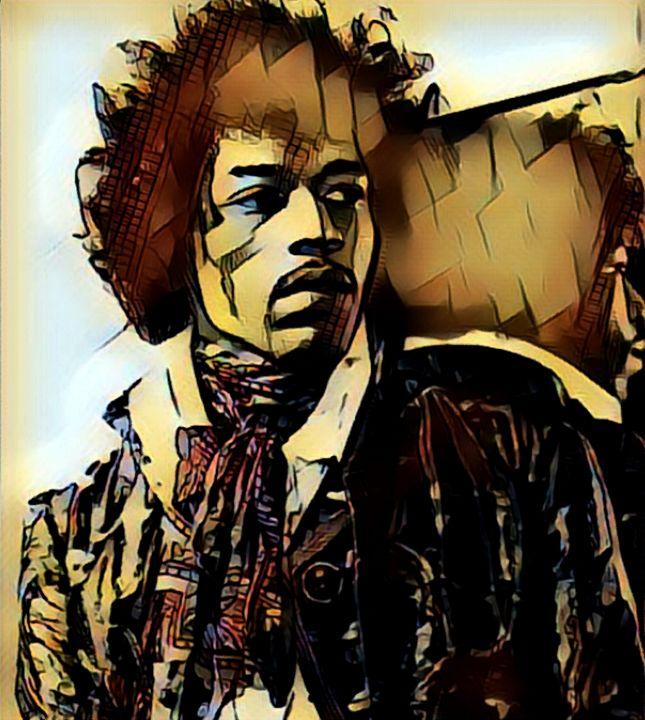 Bob Marley - Rogue Art