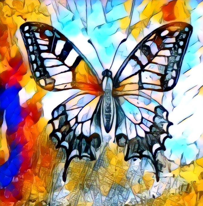 Butterfly - Rogue Art