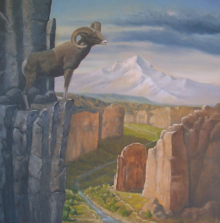 In High Places - Mark Ward Studios