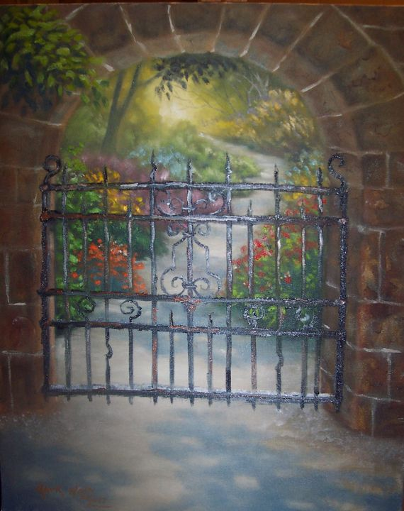 Iron Gate - Mark Ward Studios
