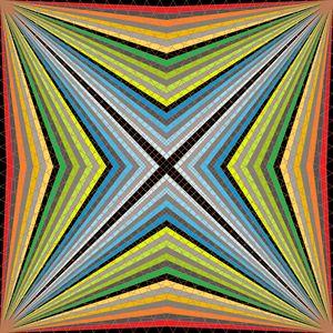 Brazen quality geometric art print