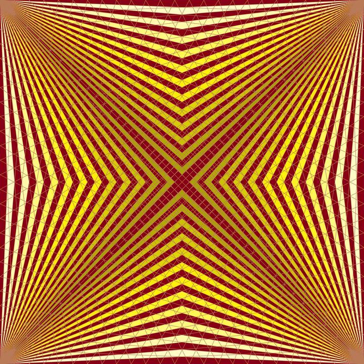 Speciality geometric art print - Art Geometrix