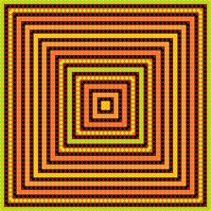 Line master geometric art print
