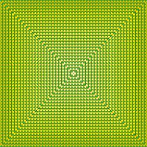Elysium geometric art print
