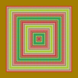 Gift of foresight mosaic art print
