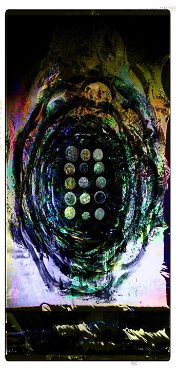 ATARAX DAYDREAM in 3-D - DEVIOUS DECORUM: The Art of Ras Steyn