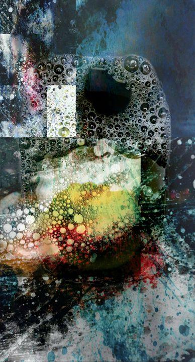De-Mental Lunar Tide by Ras Steyn - DEVIOUS DECORUM: The Art of Ras Steyn