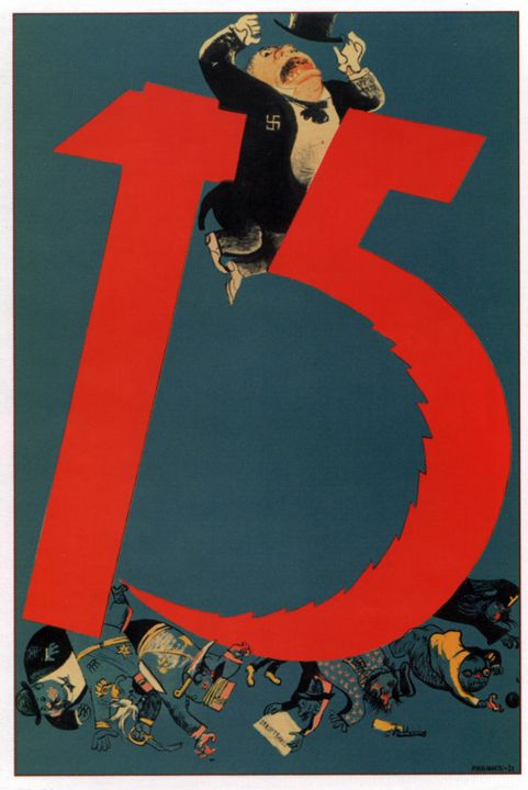 15 (-year aniversary of October Revo - Soviet Art