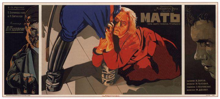 The Mother - Soviet Art