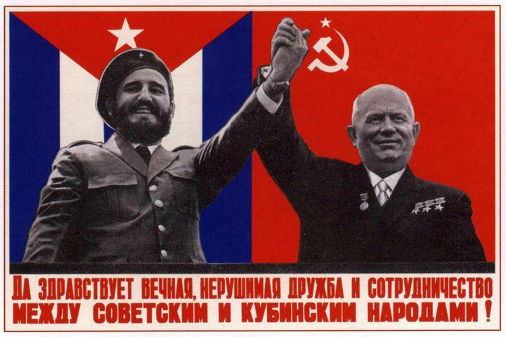 Long live everlasting, indestructibl - Soviet Art