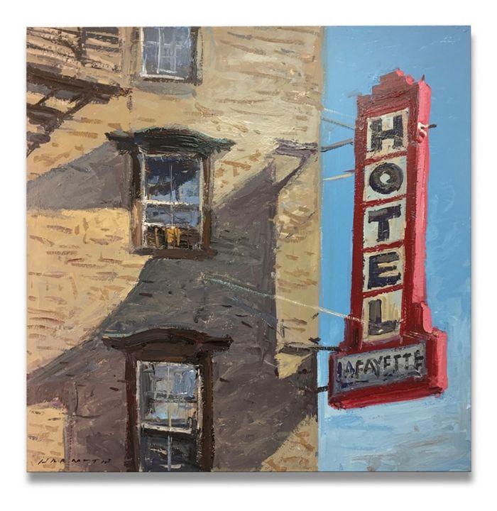 hotel on 4th - will harmuth