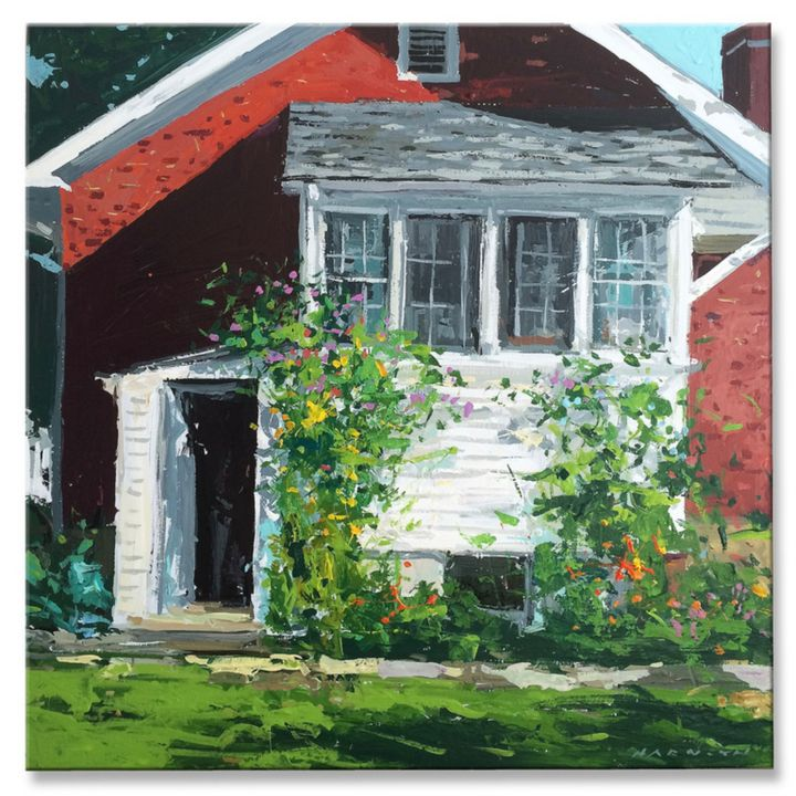 back porch - will harmuth