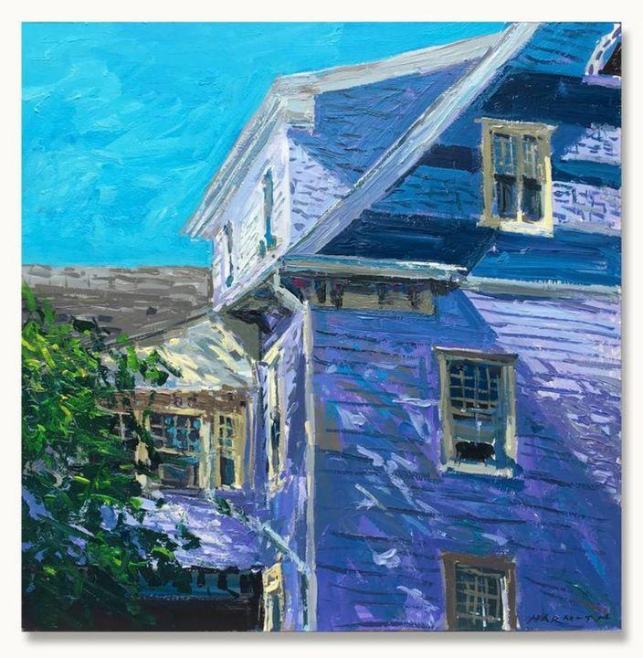 purple passion - will harmuth