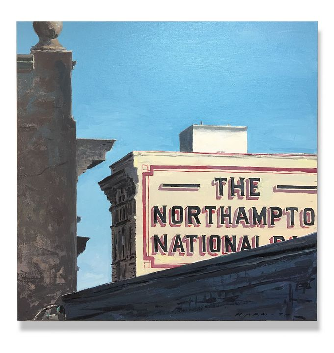 looking down on northampton - will harmuth