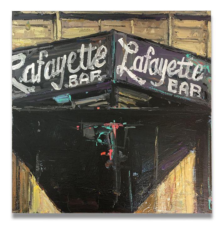 lafayette bar - will harmuth