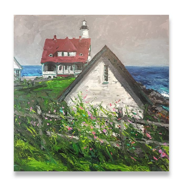 old light house - will harmuth
