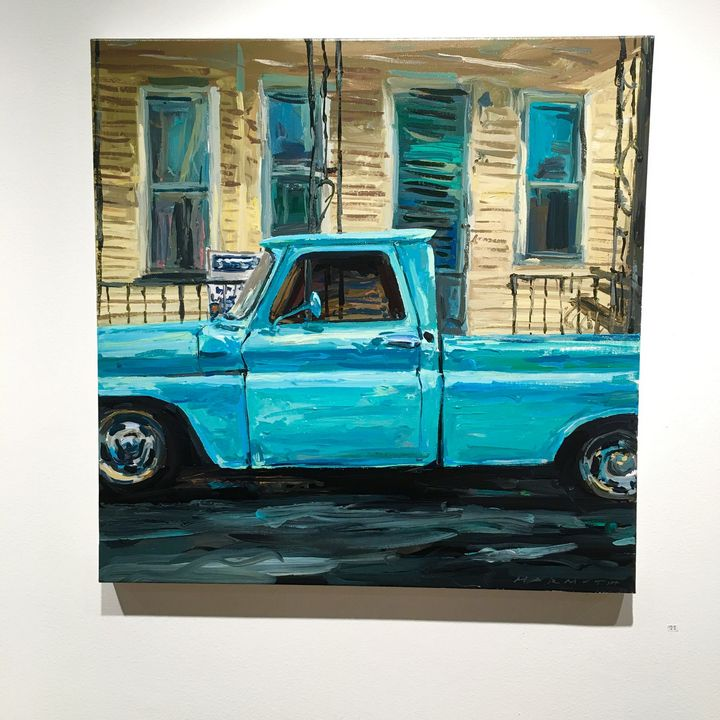 chevy pickup - will harmuth
