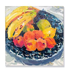 the fruit platter