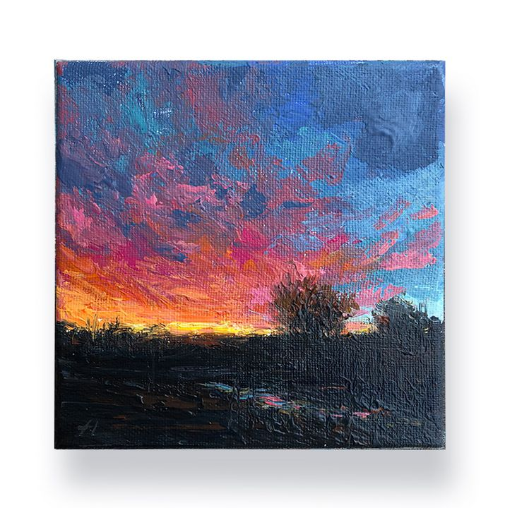 sunrise - will harmuth