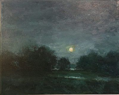 late august moon - will harmuth