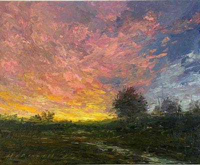 early sunrise - will harmuth