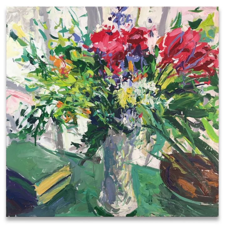 the bouquet - will harmuth