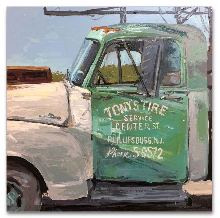 tony's tire service - will harmuth