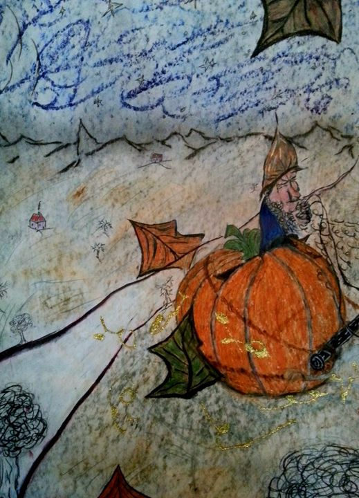 Halloween - Antoinette