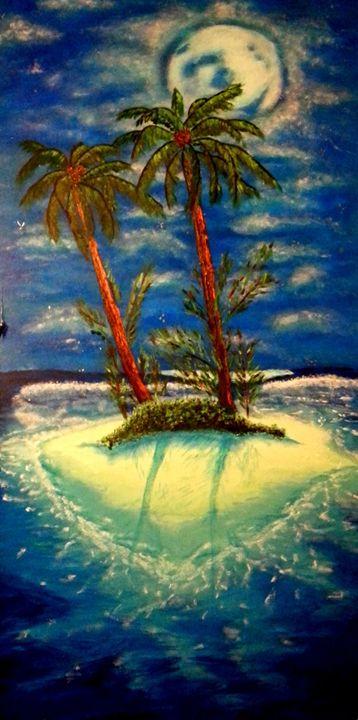 L'île - Antoinette