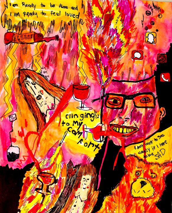 fire - Beth Douglas