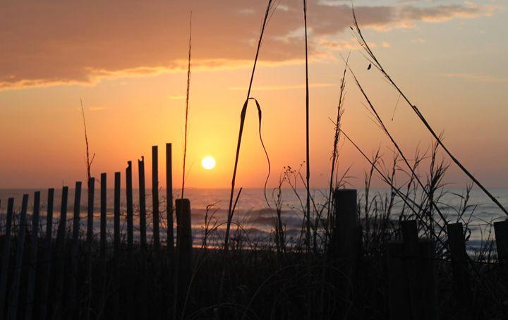 Myrtle Beach Magic Morning - Lisa M. Moore