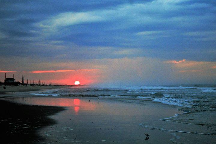 Hatteras Morning - Lisa M. Moore