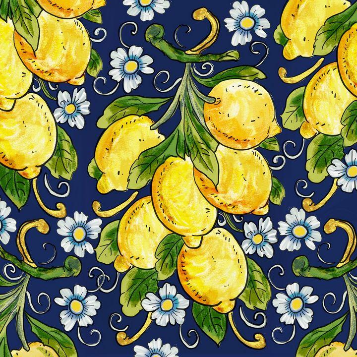 Lemons - Angelina Fox
