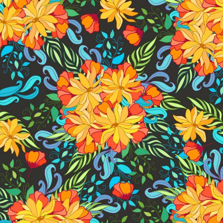 Flowers - Angelina Fox
