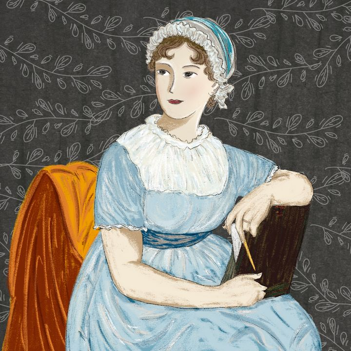 Jane Austen - Angelina Fox
