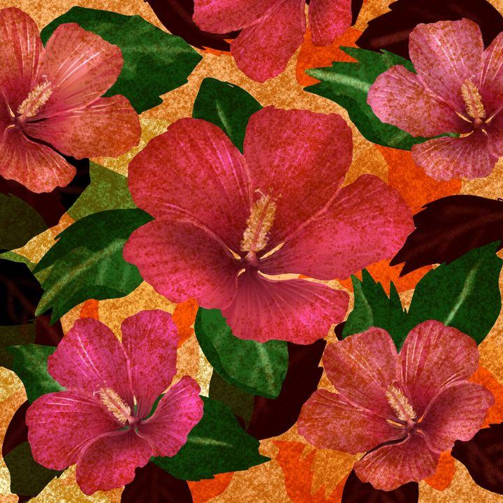 Hibiscus - Angelina Fox