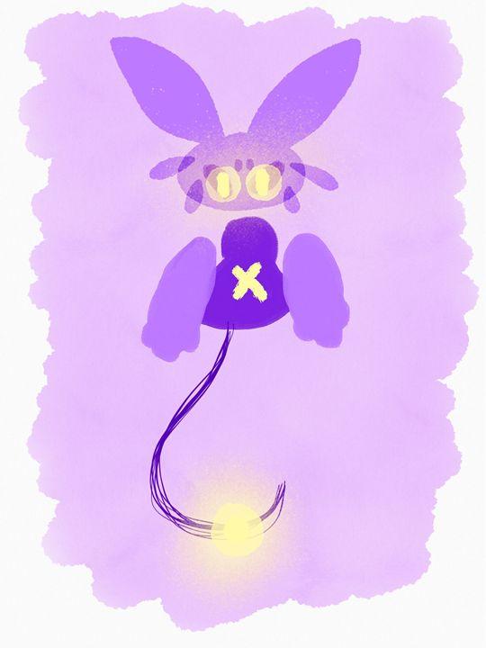Purple Wisp - Little Things