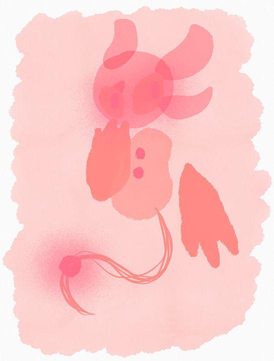 Peachy Pink Wisp - Little Things