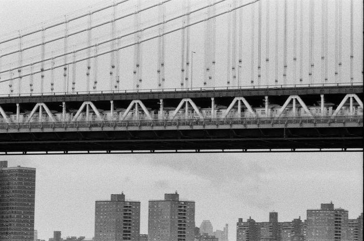 Manhattan Bridge - Blurd Photography