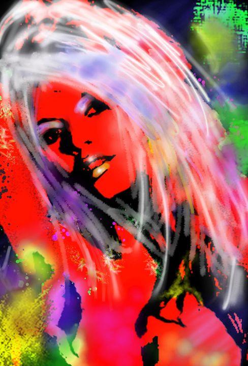 bb color22 - Looney art