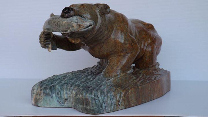 """The Big Catch"" - Gerald J Sandau"