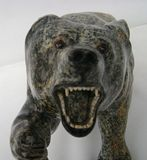 Soapstone Grizzly Bear